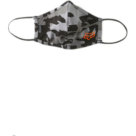 Fox Face Mask Men black camo